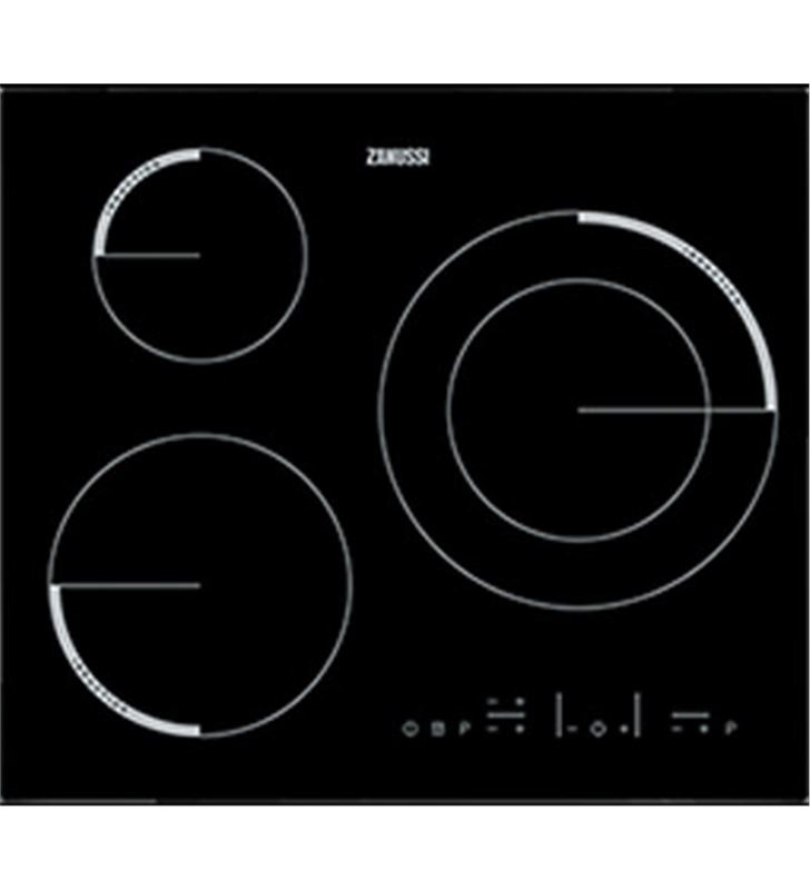 Zanussi placa induccion Z6233IOK 3f sin marco - 949595581