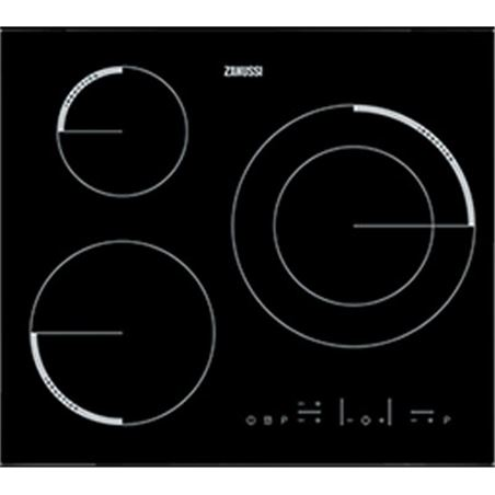 Zanussi placa induccion Z6233IOK 3f sin marco