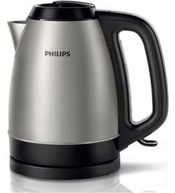 Hervidora Philips HD9305/20 1,5l inox 2200w Hervidoras / Cocedoras al vapor - HD930520
