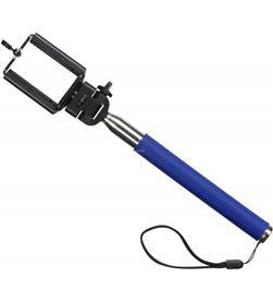 Kit SPSSBL palo selfie monopod azul Accesorios telefonia - SPSSBL