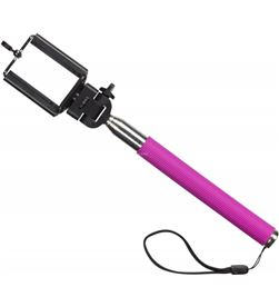 Palo selfie Kit monopod rosa SPSSPI Accesorios telefonia - SPSSPI