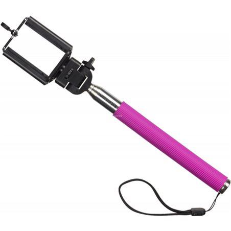 Palo selfie Kit monopod rosa SPSSPI