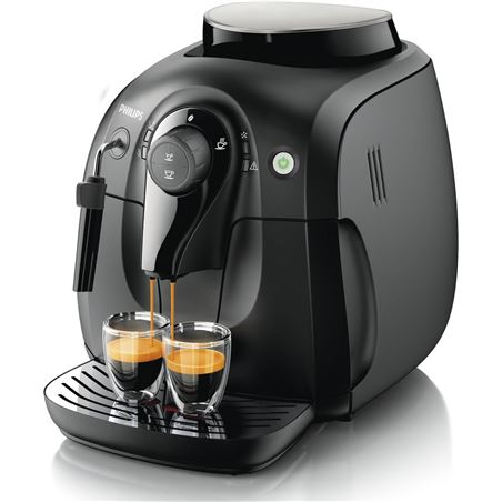 Cafetera express Philips hd8651/01 automatica 2000 HD865101