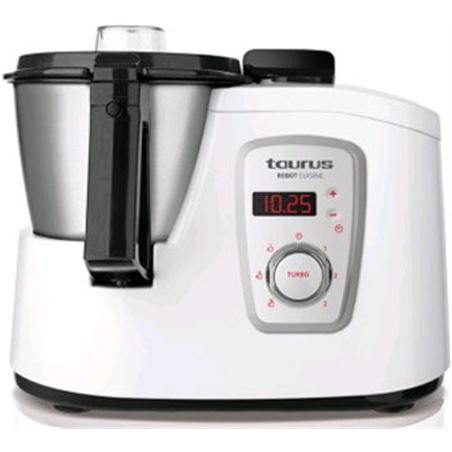 Robot cocina Taurus cuisine multifuncion jarra ino 925008