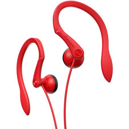 Auricular sport Pioneer se-e511-r rojos see511r
