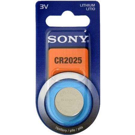 Pila boton Sony 3v cr2025-b1a SONCR2025B1A
