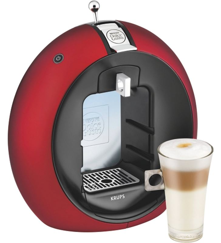 Cafetera dolce gusto Krups KP5006PK circolo roja/m - KP5006PK
