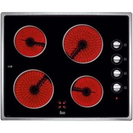 0001040 placa vitro teka vt cm ix 4focs 60cm marc inox 10204016