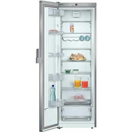 Balay frigorífico 1 puerta acero inoxidable antihuellas 186x60cm 3fc1667p