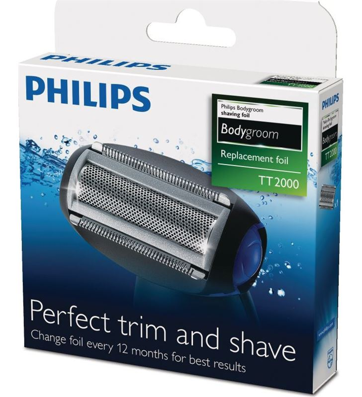 Philips TT2000/43 cuchillas bodygroom Otros - TT200043