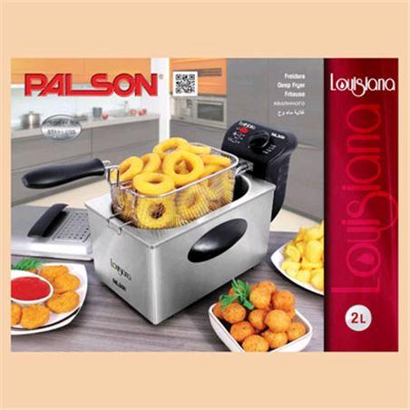 Freidora Palson lousiana 2l inox 30647