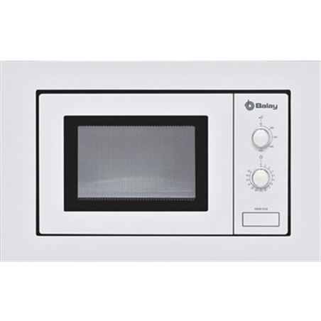 Microondas integrable Balay 3WMB1918 s/grill 18l
