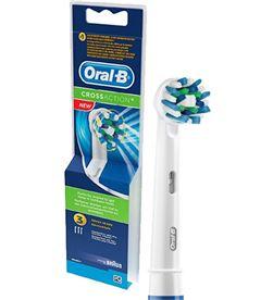 Braun recambio cepillo dental *p&g eb50-5+1cross BRAEB50_5 - RECAMBIO-CEPILLO-DENTAL-BRAUN-PG-EB50-5-1CROSS-AC-EB50-5