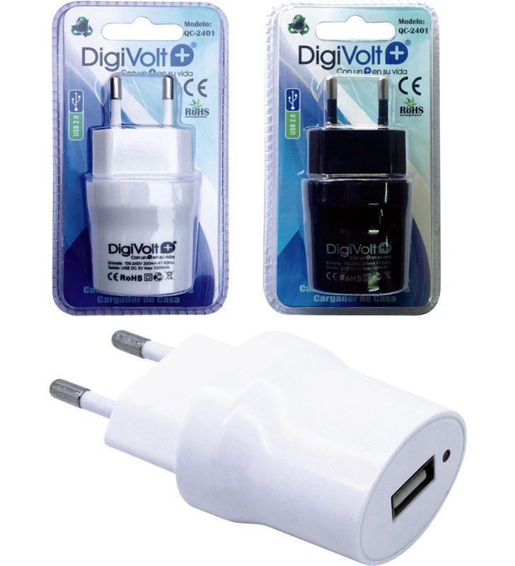 Digivolt QC-2401 cargador universal usb casa 2401 (200/c) qc2401 - QC-2401