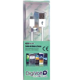 Digivolt cable micro usb para moviles s3 cb-8206 cb8206 - CB-8206