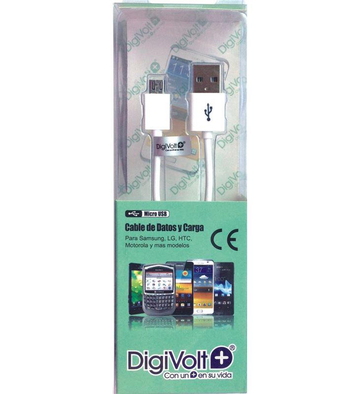 Digivolt CB-8206 cable micro usb para moviles s3 cb8206 - CB-8206