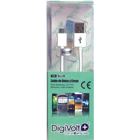 Digivolt cable micro usb para moviles s3 cb-8206 cb8206