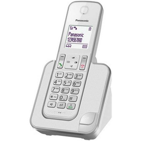 Telefono inal Panasonic kx-tgd310sps blanco KXTGD310SPS