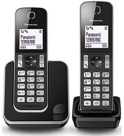 Telefono inal Panasonic kx-tgd312spb duo KXTGD312SPB - KXTGD312SPB