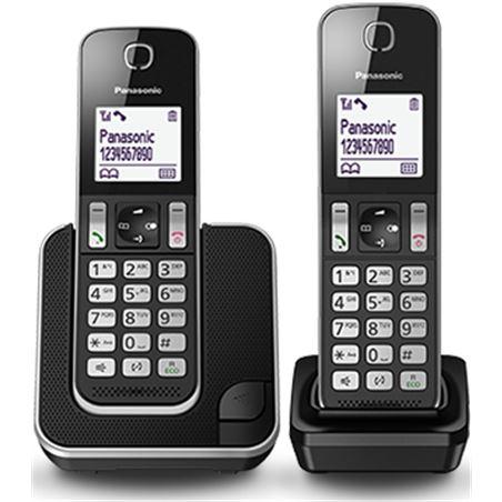 Telefono inal Panasonic kx-tgd312spb duo KXTGD312SPB