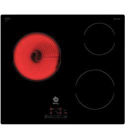 Placa vitro Balay 3EB714ER 3fuegos 60cm term vidri - 3EB714ER