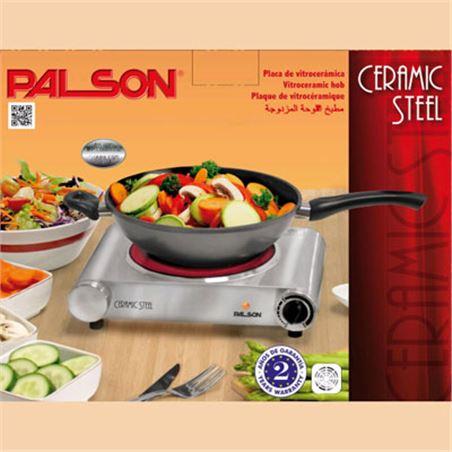 Placa coccion Palson ceramic steel vitroceramic 30990
