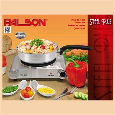 Placa coccion Palson steel plus 30992