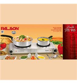 Placa coccion Palson double steel plus inox 30993 Accesorios Recambios - 30993