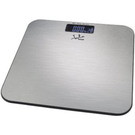 Jata bascula baño hogar 496 inox 150kg