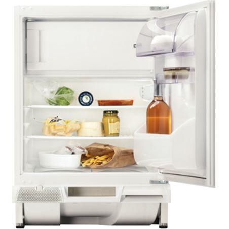 Zanussi frigorífico 1puerta ZUA12420SA 82x55cm a+