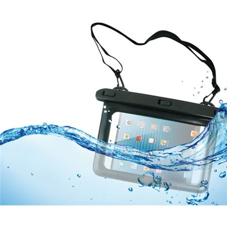 Funda universal Ksix waterproof para tablet 8'' BXFUT08W01