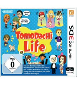 Nintendo juego 3ds tomodachi life 525507 - 525507