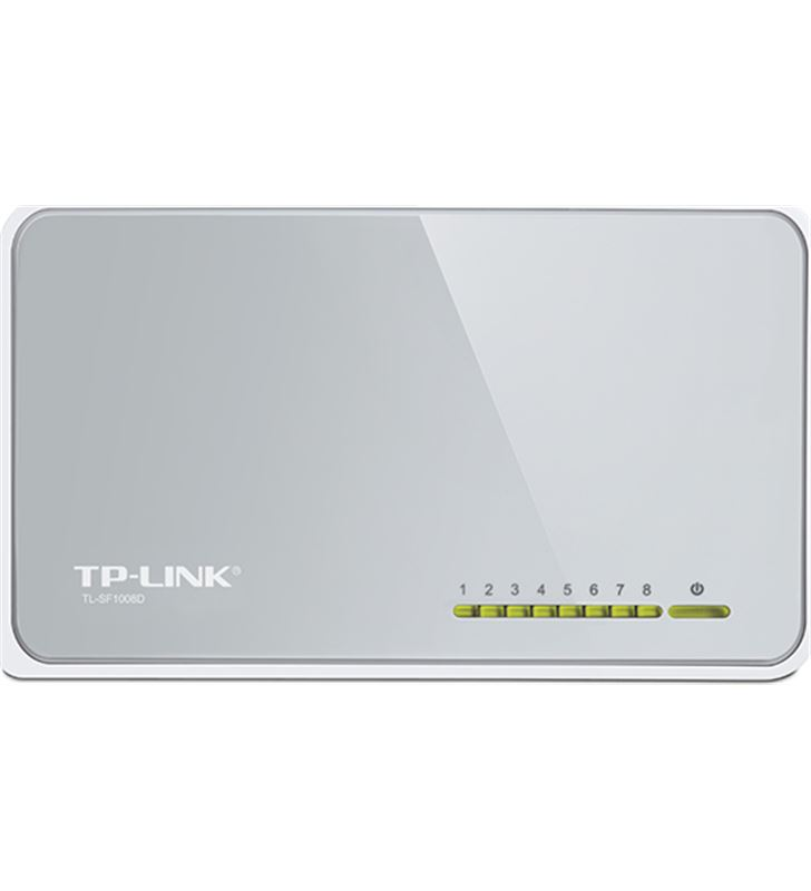 Switch Tp-link sf1008d 8-port TL-SF1008D Accesorios informática - TL-SF1008D