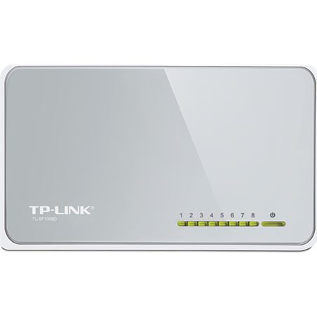 Switch Tp-link sf1008d 8-port TL-SF1008D