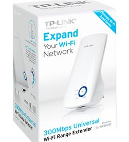 Repetidor wi-fi Tp-link wa850re 300 mbps 2 xantena TLWA850RE - TL-WA850RE