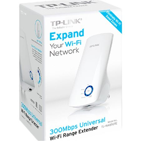 Repetidor wi-fi Tp-link wa850re 300 mbps 2 xantena TLWA850RE