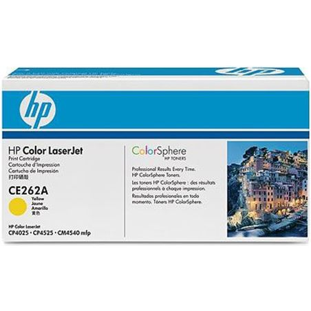 Hp toner ce262a yellow 94314EX - 94314EX