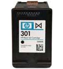 Cartucho tinta Hp 301 negra (Hp dj1050 / dj3050) CH561EEABE - CH561EEABE