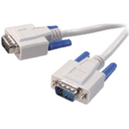 Cable Vivanco monitor cc m118v hd15 -1.8m-45445