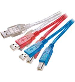 Cable Vivanco ps con bomba de calork15 usb 2.0 a-b -22854 - PSB-CK15-22854