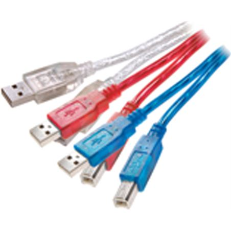 Cable Vivanco ps con bomba de calork15 usb 2.0 a-b -22854
