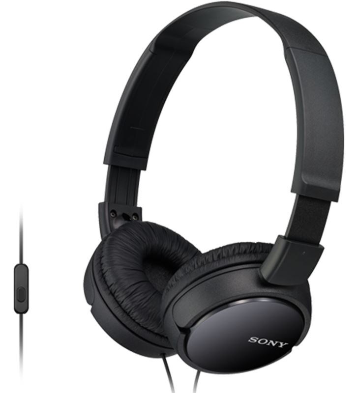 Sony MDRZX110APB auricular diadema mdr-zx110apb c/micro negro ce7 - MDRZX110APB