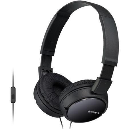 Auricular diadema Sony mdr-zx110apb c/micro negro MDRZX110APBCE7