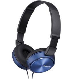 Auricular diadema Sony mdr-zx310l 30mm azul MDRZX310L - MDRZX310L