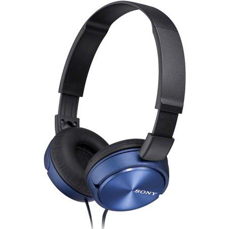 Auricular diadema Sony mdr-zx310l 30mm azul MDRZX310L