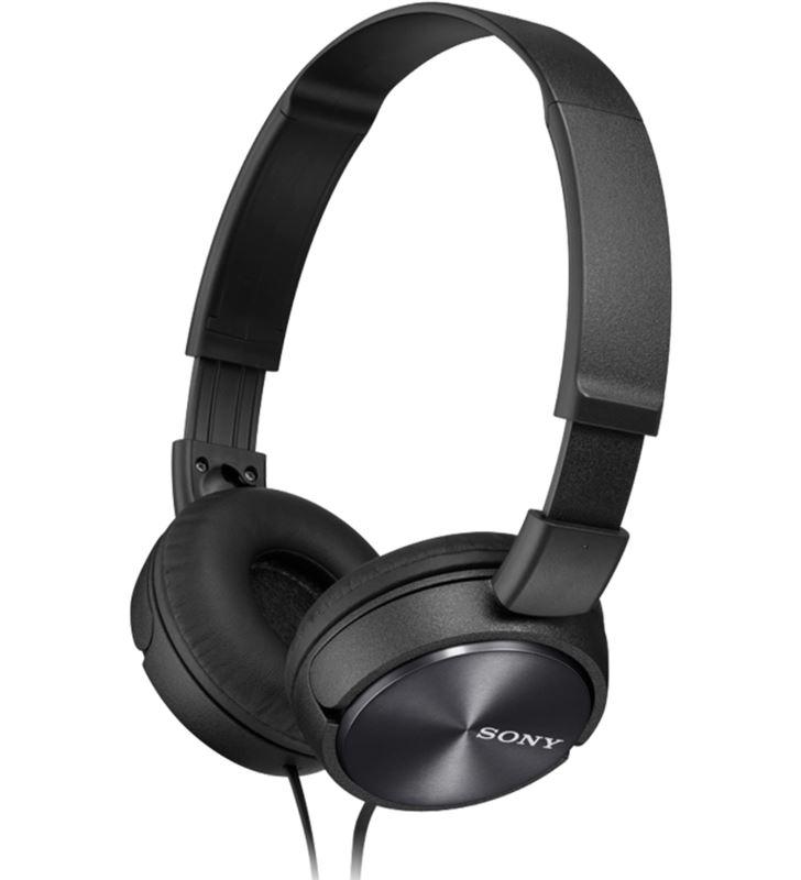 Auriculares diadema Sony mdr-zx310b 30mm negro MDRZX310BAE - MDRZX310B