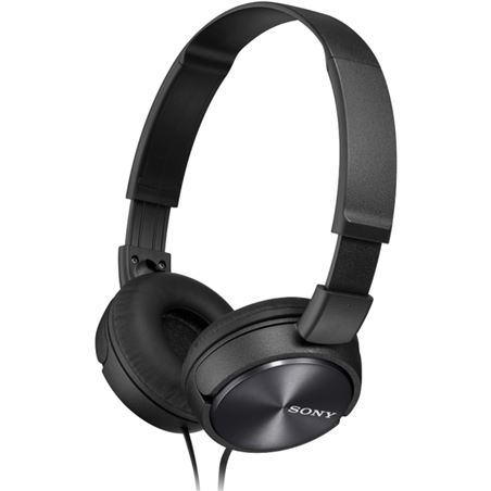 Auriculares diadema Sony mdr-zx310b 30mm negro MDRZX310BAE