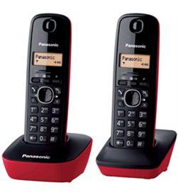 Panasonic KXTG1612SPR telefono inal kx-tg1612spr duo ro - KXTG1612SPR