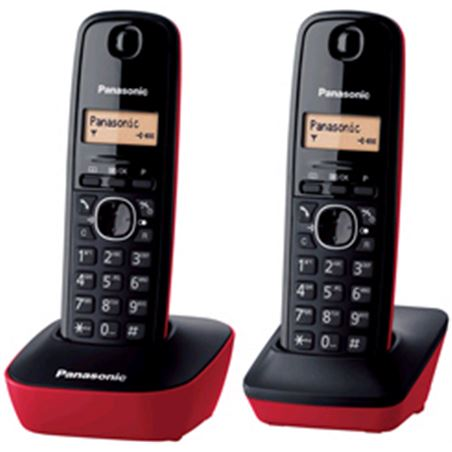Telefono inal Panasonic kx-tg1612spr duo ro kxtg1612spr