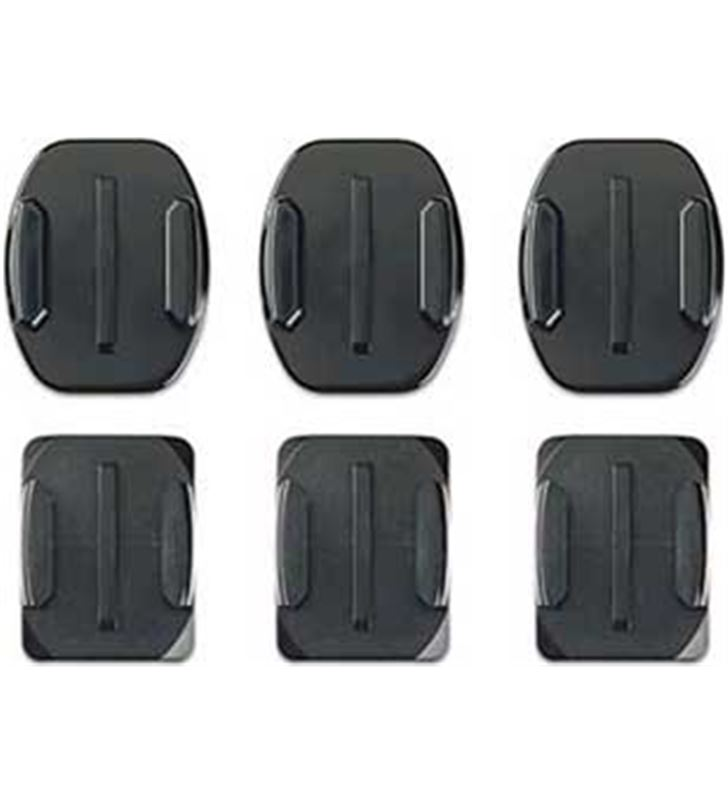 Accesorio Gopro AACFT-001 bases planas y curvas - AACFT001